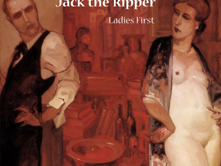 JACK THE RIPPER // Sortie vinyle de LADIES FIRST