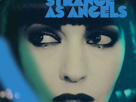 STRANGE AS ANGELS // MARC COLLIN presents CHRYSTABELL sings THE CURE