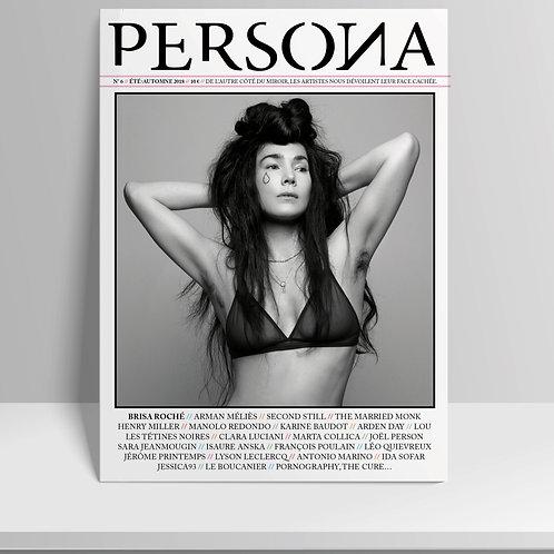 PERSONA N°6 // Été-Automne 2018