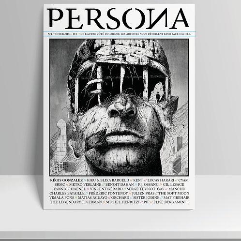 PERSONA N°4 // Hiver 2018