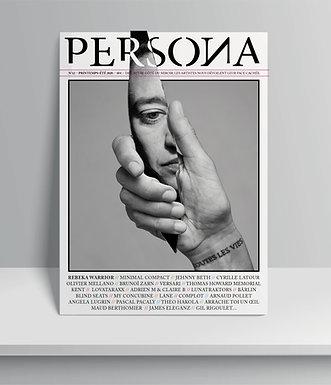 PERSONA N°12 // Printemps-Été 2020