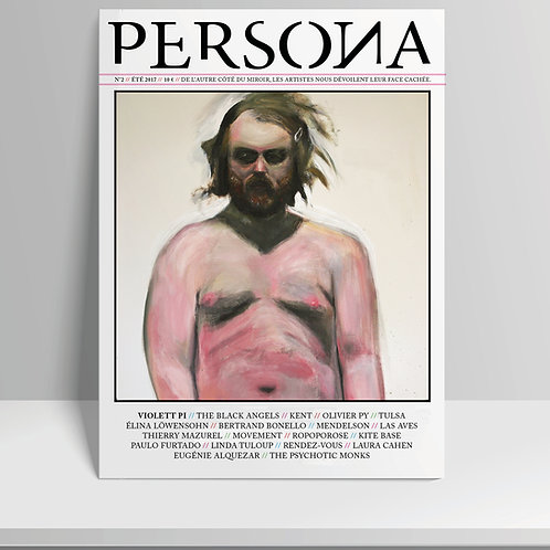 PERSONA N°2 // Été 2017