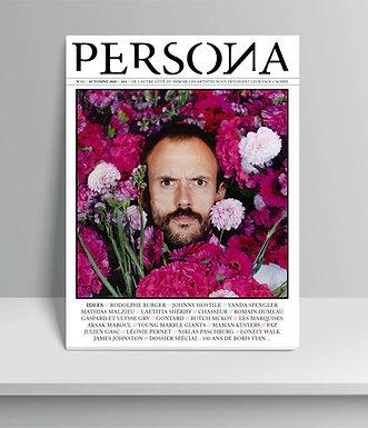 PERSONA N°13 // Automne 2020
