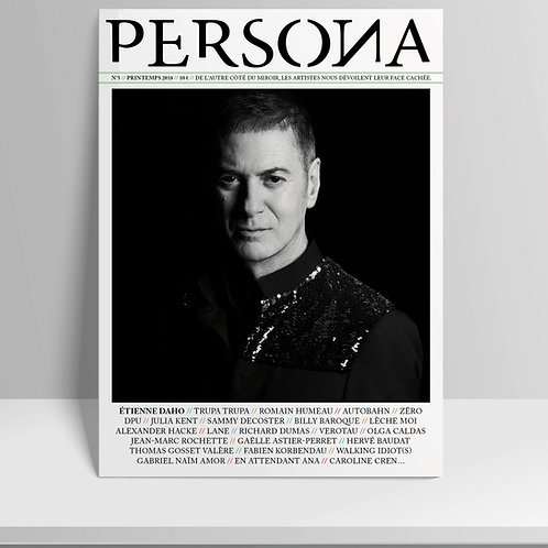 PERSONA N°5 // Printemps 2018