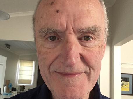 Farewell Graham Barrett