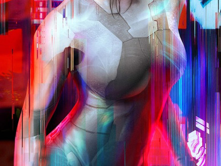 Ghost in a Shell