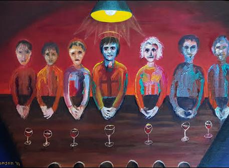 Pete Jonson originals - ReligioArt