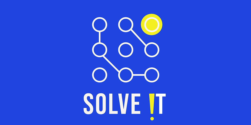 SOLVE !T Conference 2020