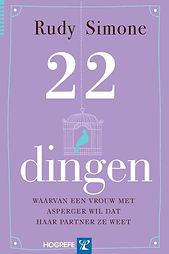 22 dingen en vrouw met asperger wilt dat