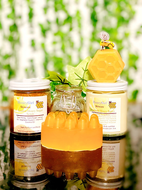 Citrus Honey Gifts Set