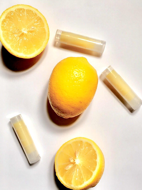 Lemon Honey Lip Balm