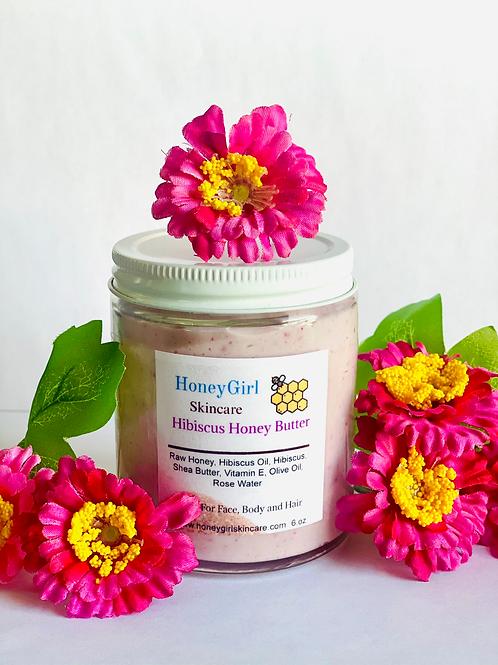Hibiscus Honey Butter