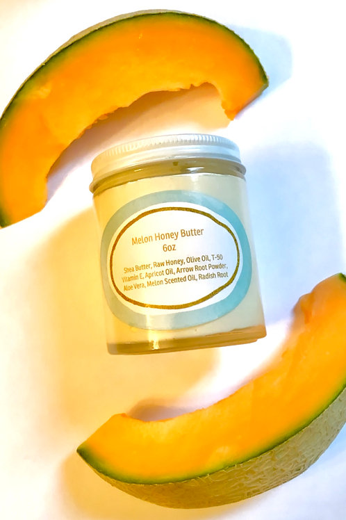 Melon Honey Butter