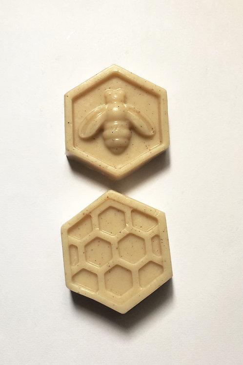 Small Milk and Honey Face Bar
