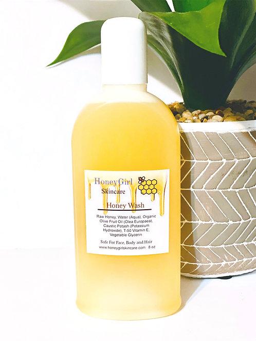Preorder- Honey Wash