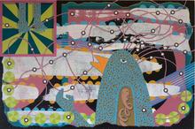 feedthebirds Acrylic on canvas 80cmx60cm