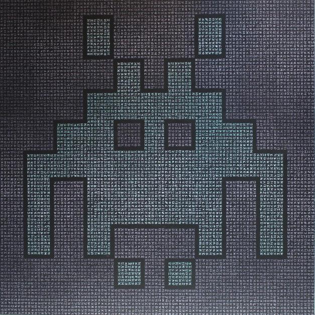 spaceinvader 100x100cm.jpg