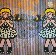 The Double Cyclops Girls