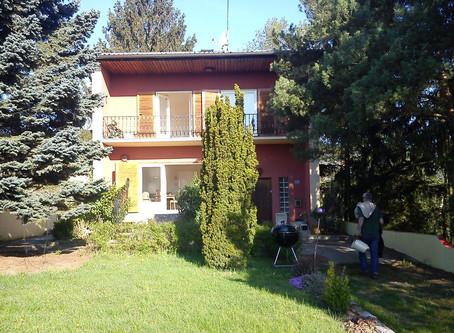 Ferienhaus mit Weingarten in Retz