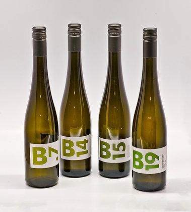 6 aus 4 - Probierpaket neue Weißweine