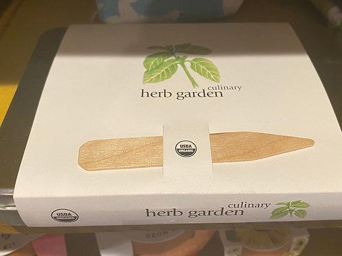 Culinary Herb Garden