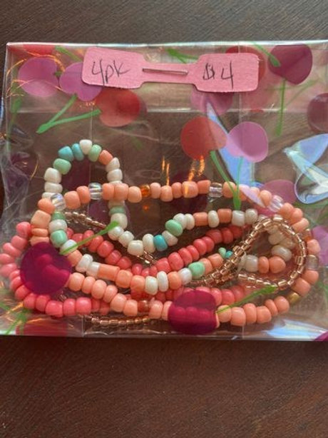 4 for $4 Bracelets