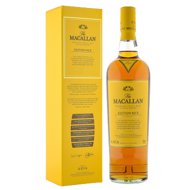 The Macallan Edition No. 3 Single Malt