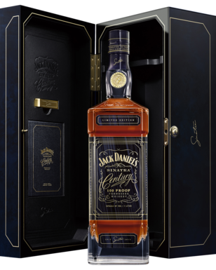 Jack Daniels 'Sinatra' Century Whiskey