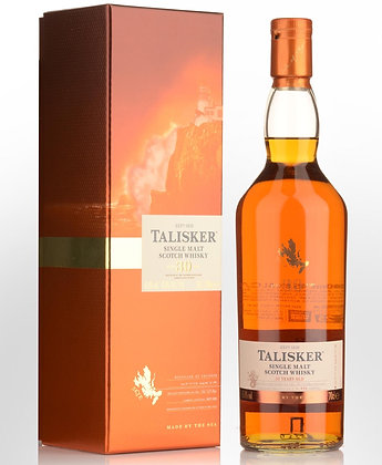 Talisker 30 Year Old Single Malt