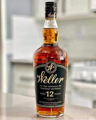 Weller 12 Year Old Wheated Bourbon