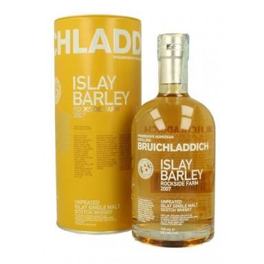 Bruichladdich Islay Barley Rockside Farm Unpeated Single Malt