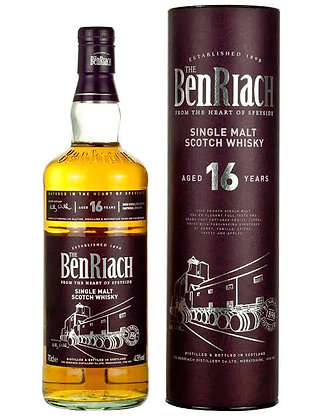 BenRiach 16 Year Old Single Malt