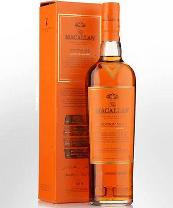The Macallan Edition No. 2 Single Malt