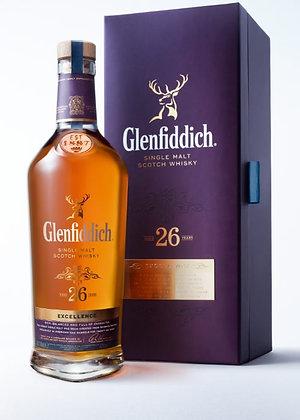 Glenfiddich 26 Year Old Single Malt