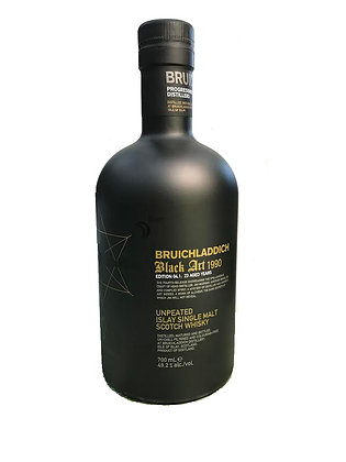 Bruichladdich Black Art 7.1 1990 Single Malt