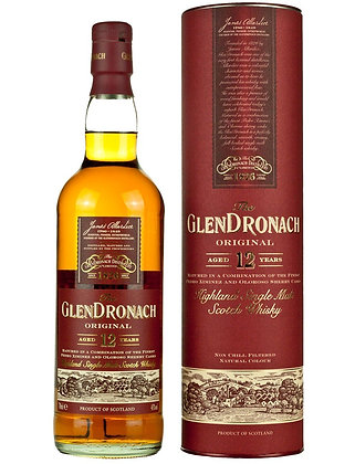 GlenDronach 12 Year Old Single Malt