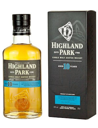 Highland Park 10 Year Old Single Malt