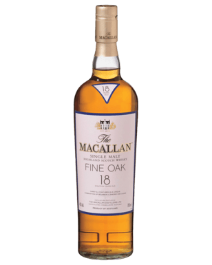 The Macallan 18 Year Old