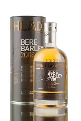 Bruichladdich Bere Barley 2008 Single Malt