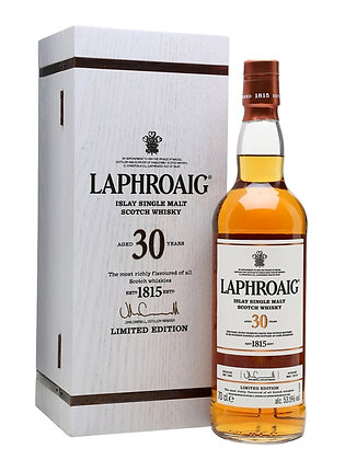 Laphroaig 30 Year Old Single Malt