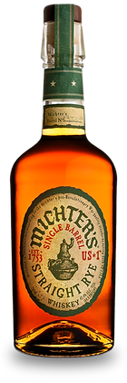 Michters Single Barrel Straight Rye