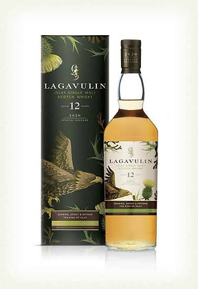 Lagavulin 12 Year Old Special Release (2020)