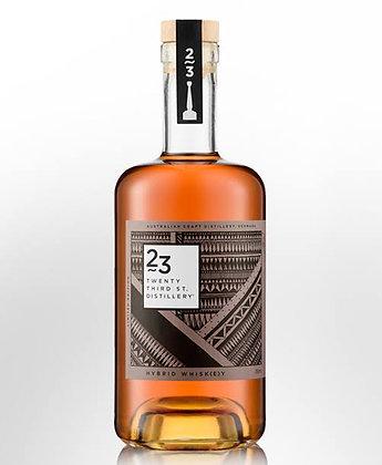 23rd Street Distillery Hybrid Australian Whisk(e)y