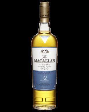 The Macallan 12 Year Old Fine Oak Single Malt6