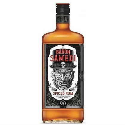 Baron Samedi Caribbean Spiced Rum