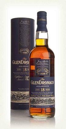 Glendronach Allardice 18 Year Old Single Malt