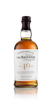 The Balvenie Forty (40 Year Old) Single Malt