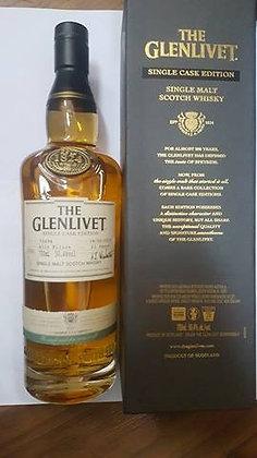 """Glenlivet 21 Year Old """"Allt Ellick"""" Single Cask Edition"""