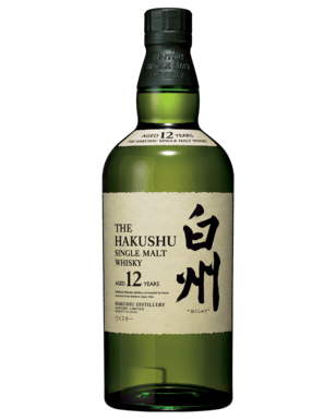 Hakushu 12 Year Old Single Malt