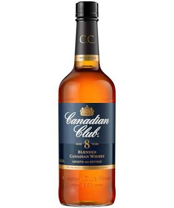 Canadian Club 8 Year Old Blended Whisky